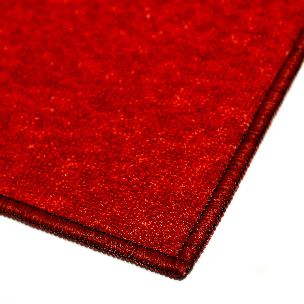 Tappeto PLAIN Rosso