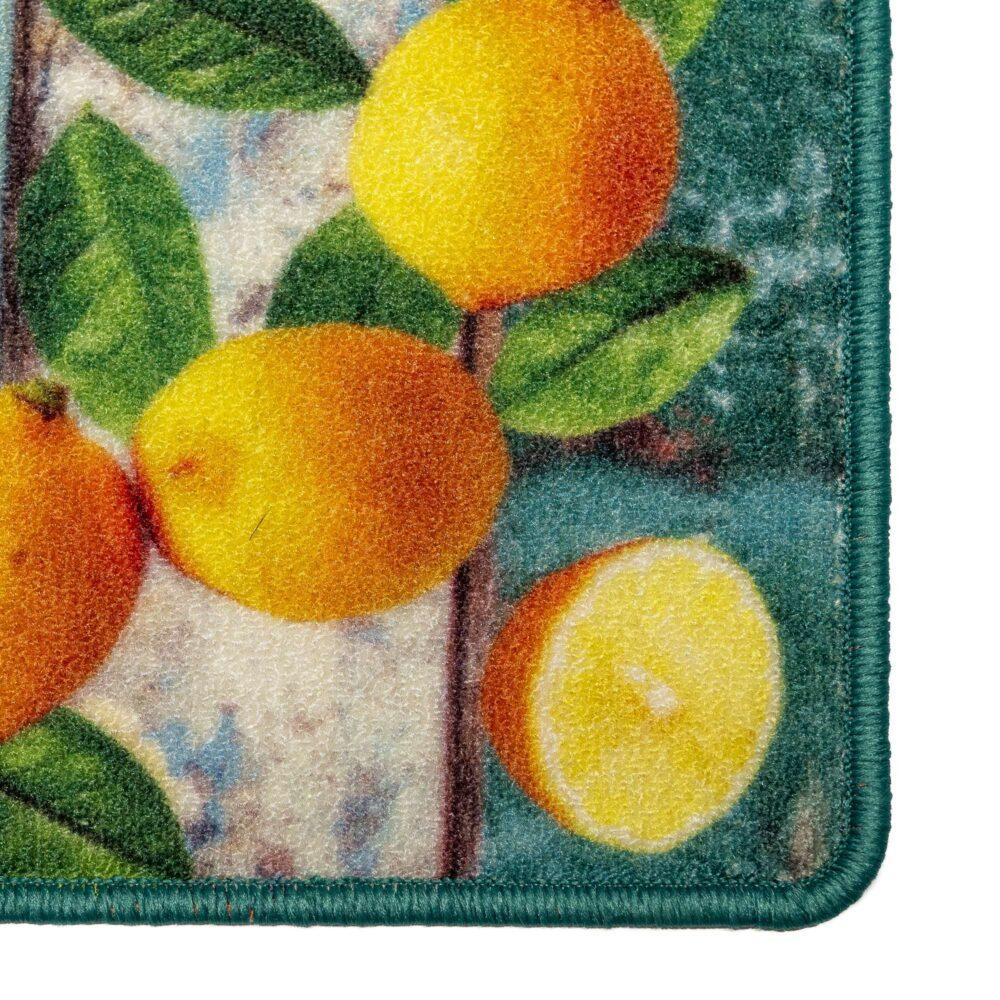 Tappeto DIGITAL COOKING Lemon