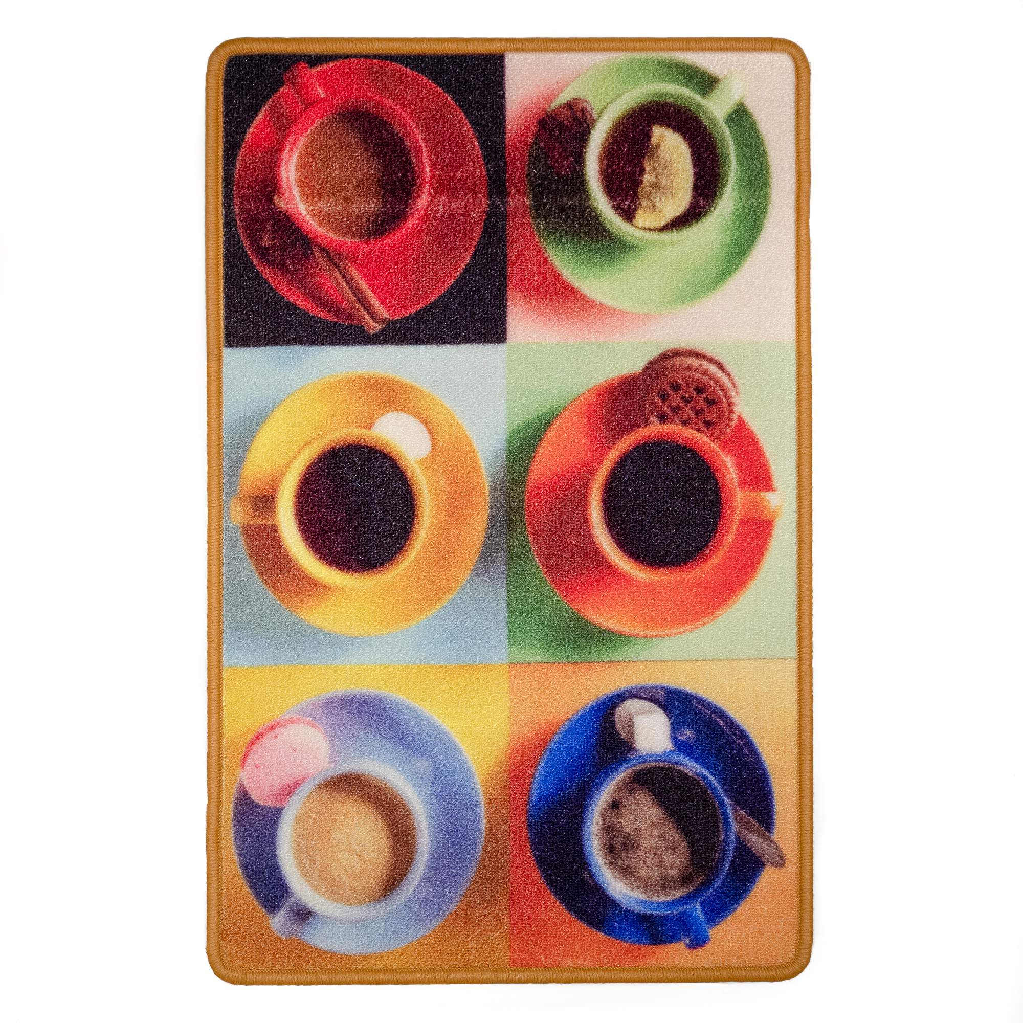 Tappeto DIGITAL COOKING Coffee cups