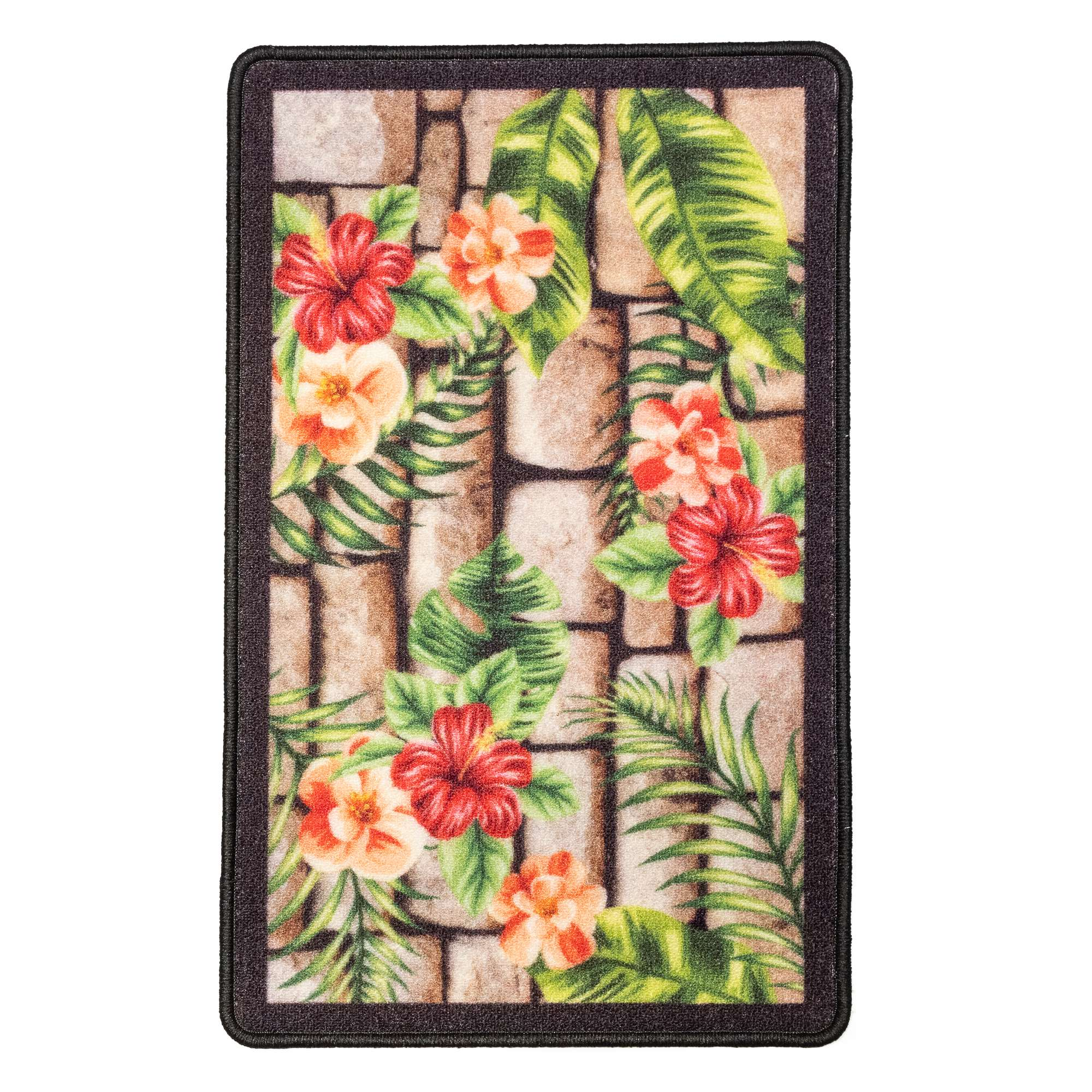 Tappeto DIGITAL COOKING Flowers wall