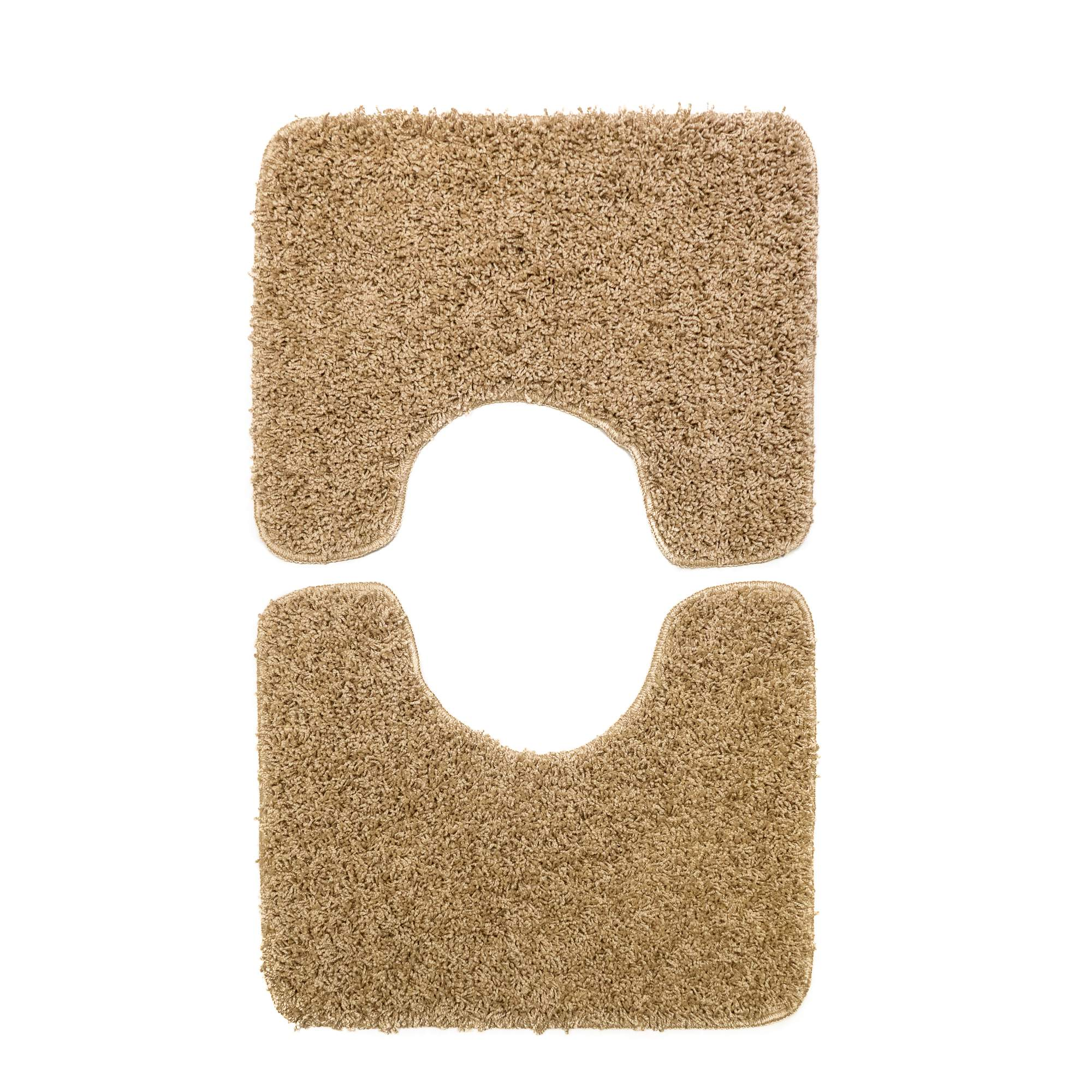 Tappeto SOFT PLAIN Beige Parure 3 pezzi