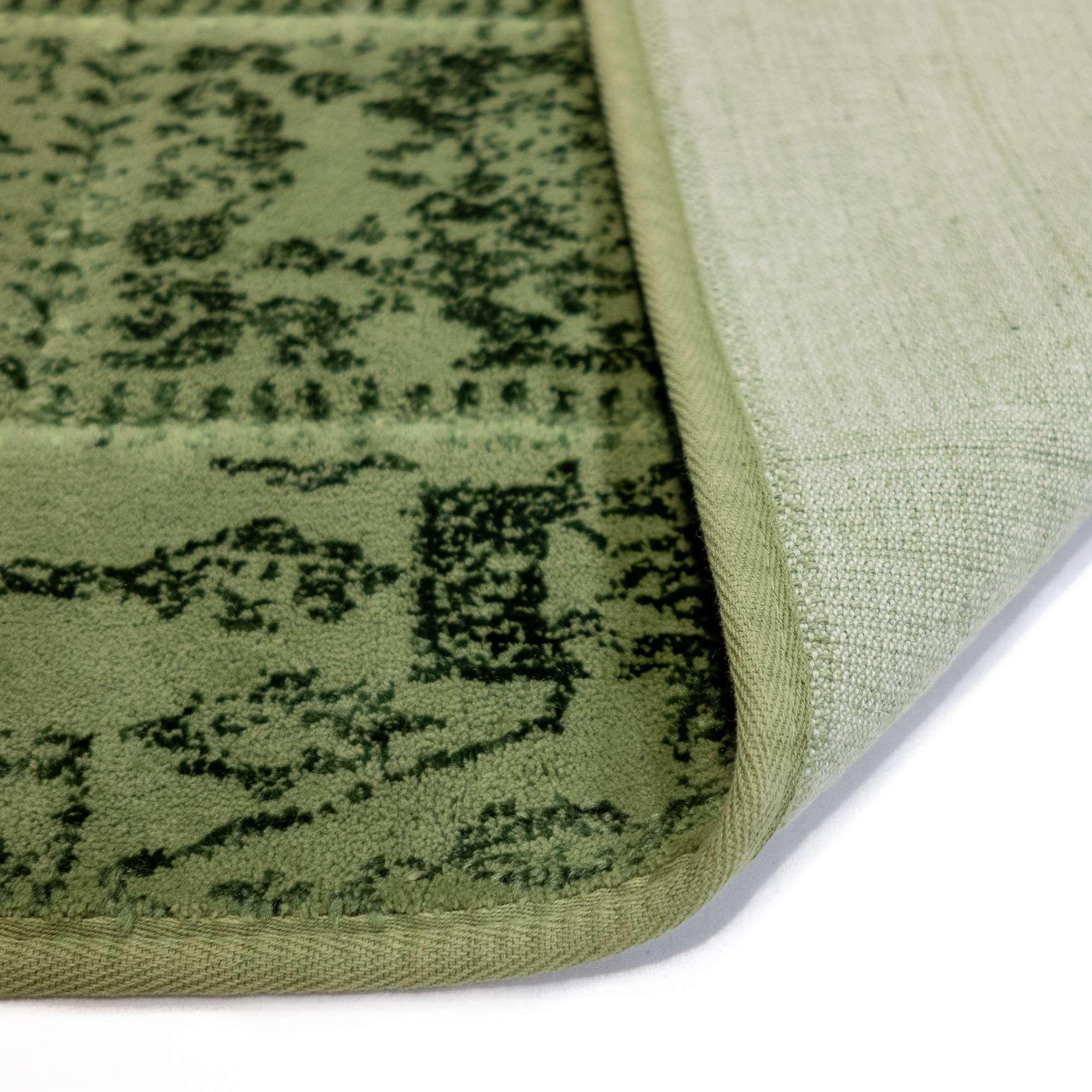 Tappeto SETA COLLECTION Verde