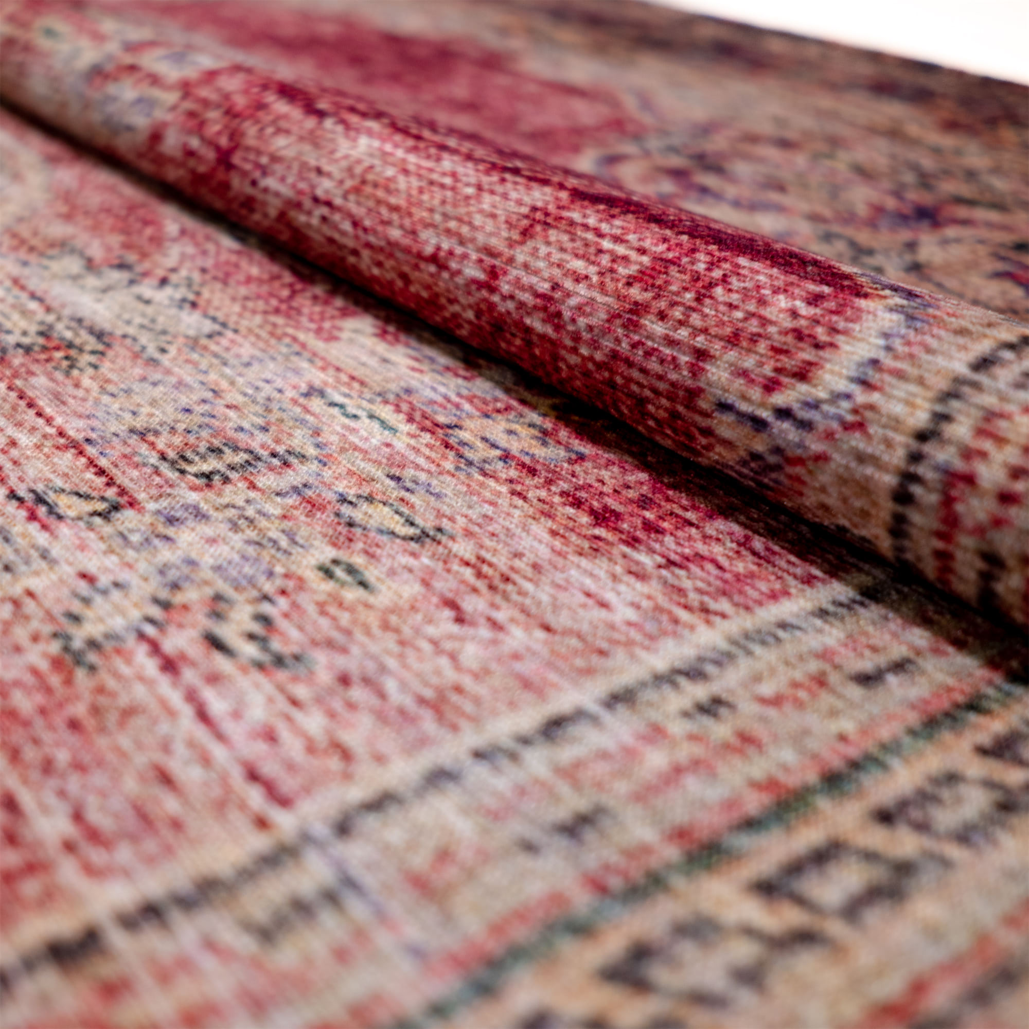Tappeto Digital Chenille Vintage C-3334