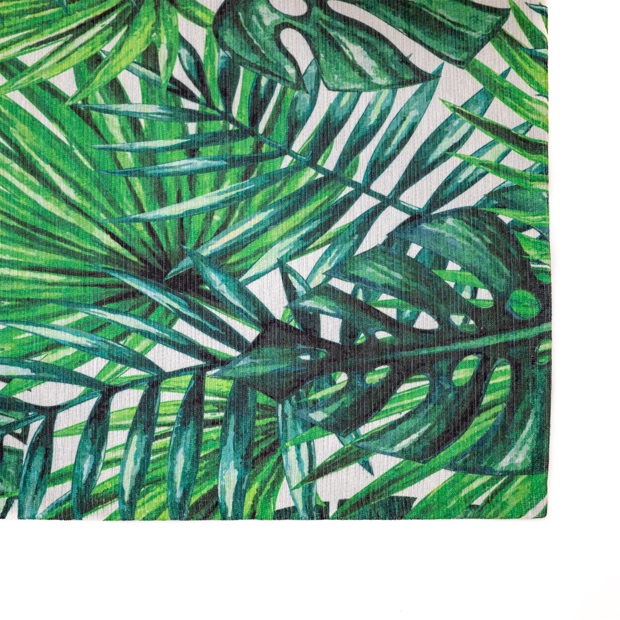 Tappeto Digital Chenille Jungle C-3671